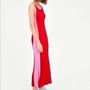 Zara Two Tone Dress